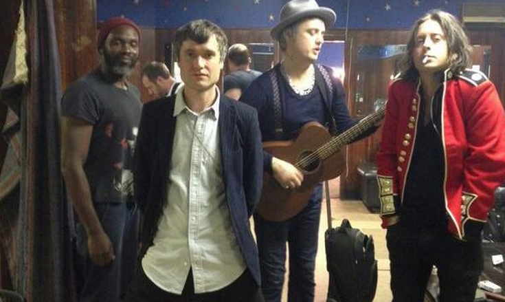 The Libertines: setlist y vídeos del primer concierto tras su reunión