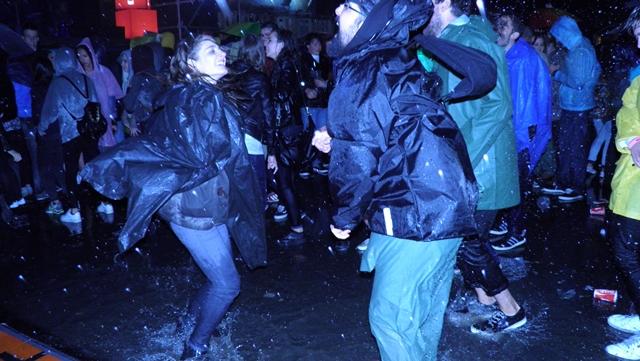 Crónica: Festival Do Norte 2014, Aquí huele a grande… y a mojado