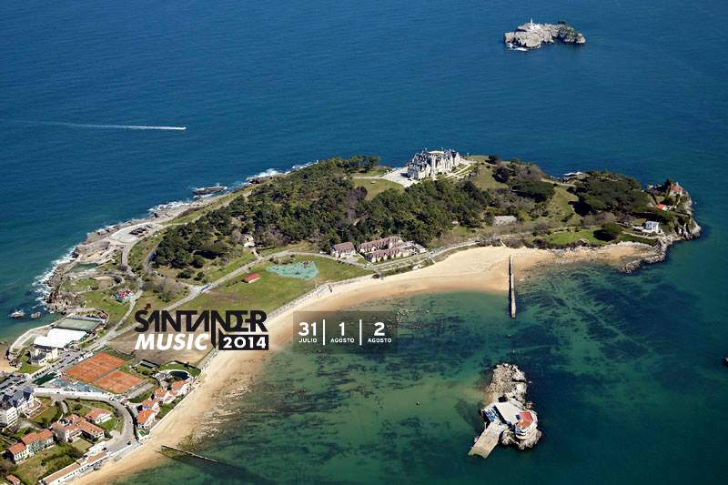 Santander Music Festival 2014, indie nacional, 2 Many Dj's y goce