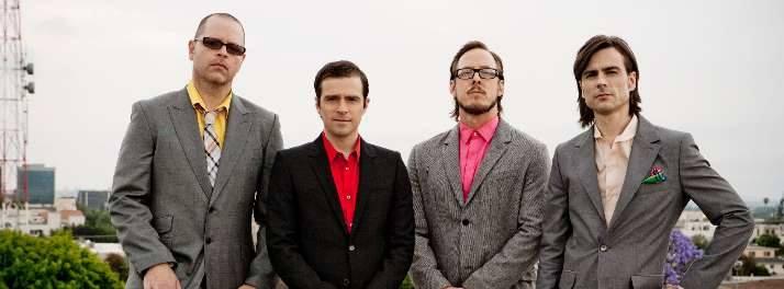 Weezer lanzan detalles de su nuevo álbum y estrenan tema