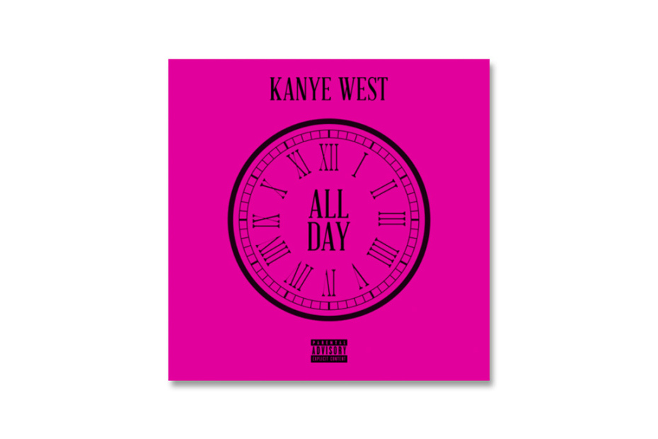 "Filtrado ""All Day"", nuevo single de Kanye West"