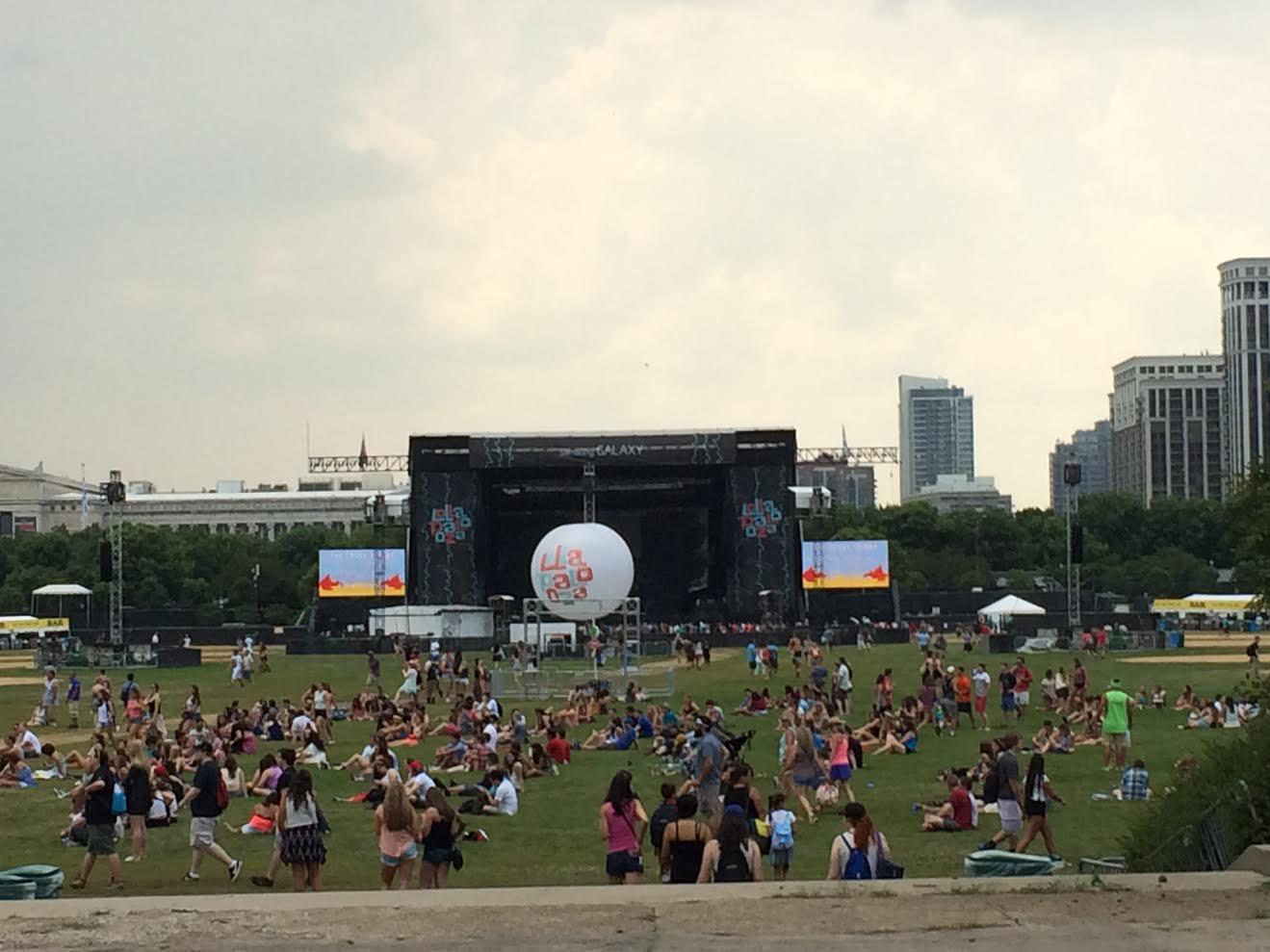 Crónica: Lollapalooza 2014. 10º aniversario por todo lo alto