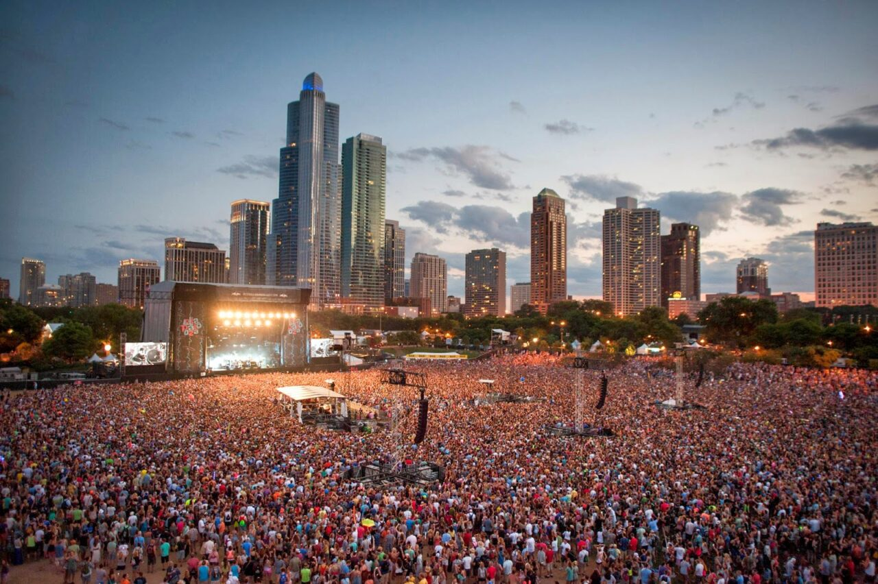 Lollapalooza 2014 en streaming