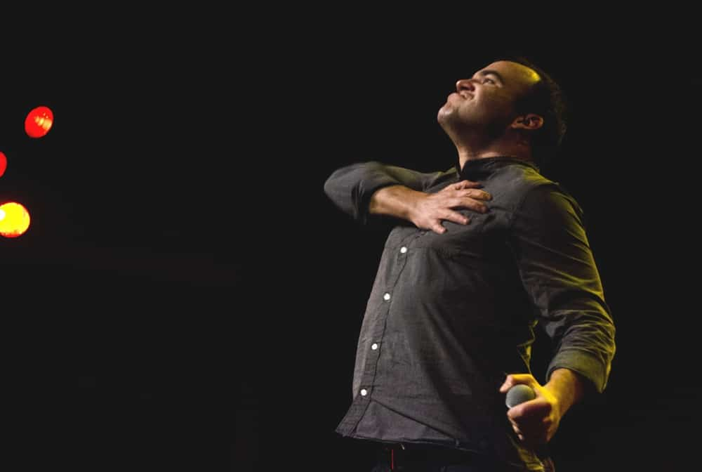 Crónica: Future Islands, Madrid 2014