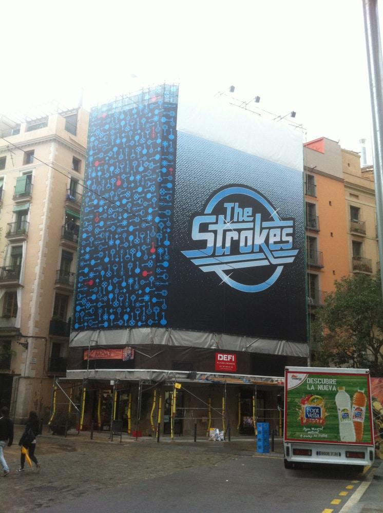 ¿The Strokes, primeros confirmados del Primavera Sound 2015?