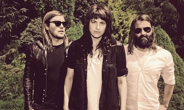 Band Of Skulls volverán a España en enero