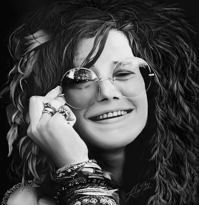 Amy Adams será Janis Joplin