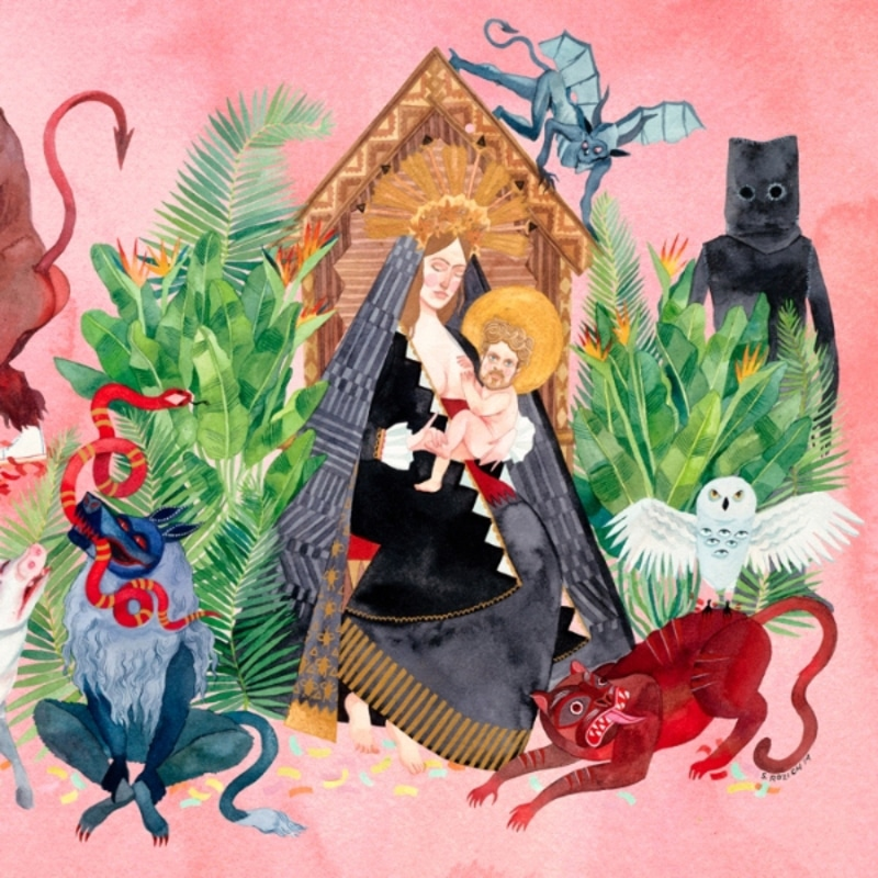 "Father John Misty estrena nuevo tema, ""Chateau Lobby #4 (In C For Two Virgins)"""