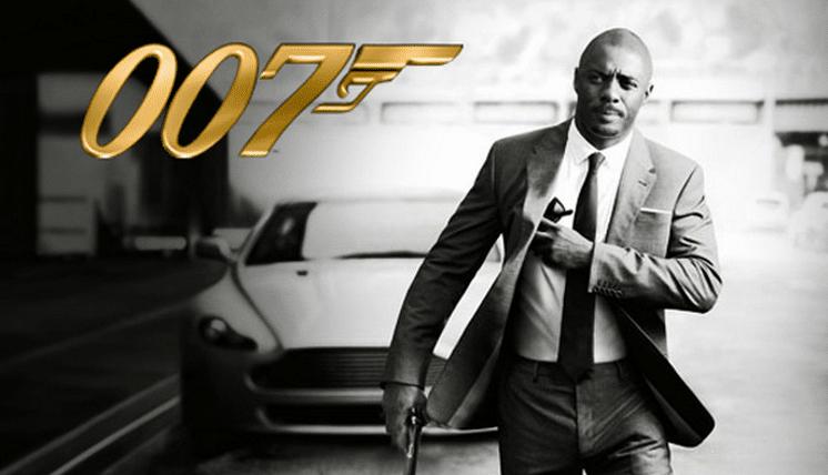 Idris Elba va a ser el próximo James Bond y lo sabes