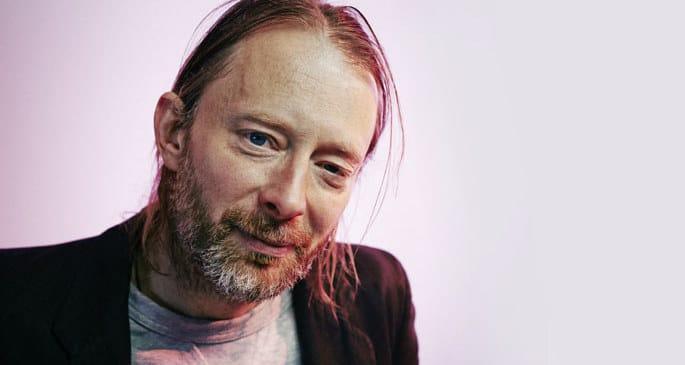 Thom Yorke sigue experimentando en su nuevo tema