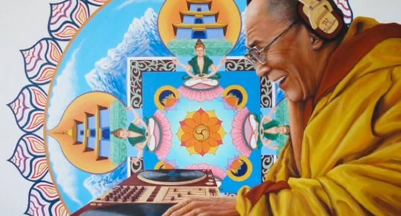 El Dalai Lama se autoconfirma para Glastonbury 2015