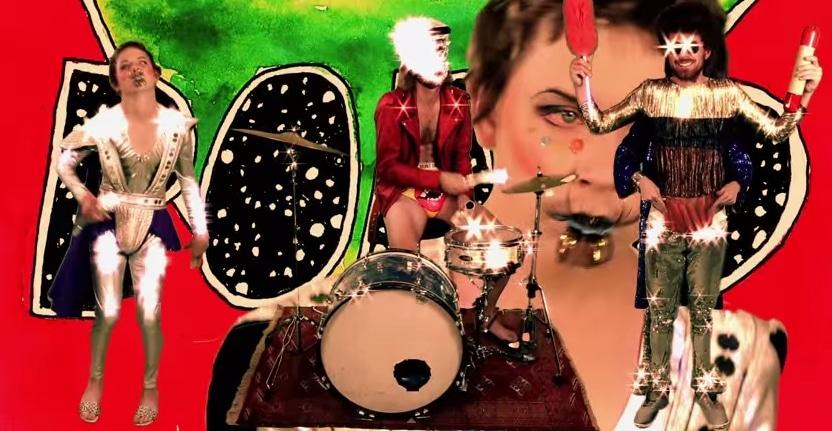 El nuevo single (y vídeo) de Pond explota así en tu cabeza