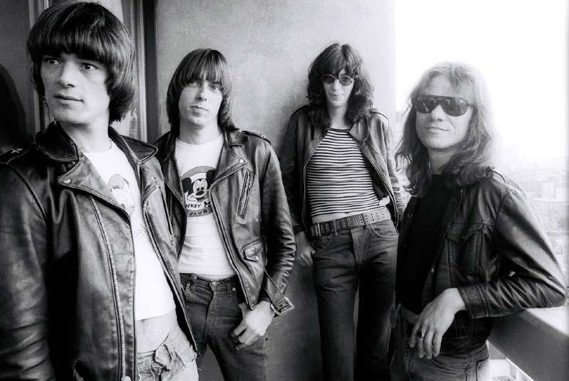 Los Ramones revivirán este viernes en Madrid