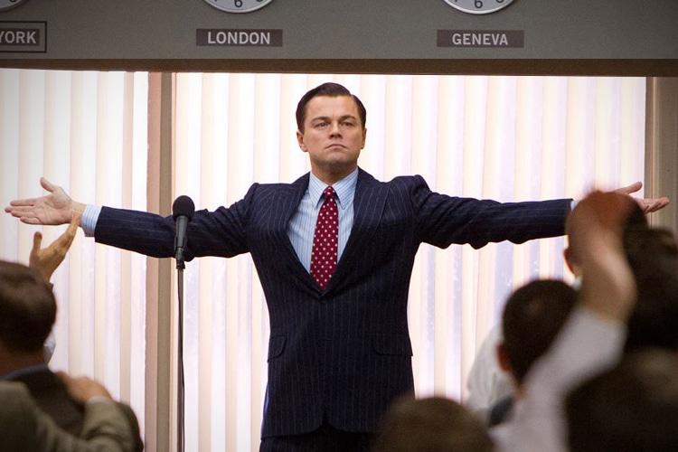Leonardo DiCaprio se va a salir con su interpretación en The Crowded Room