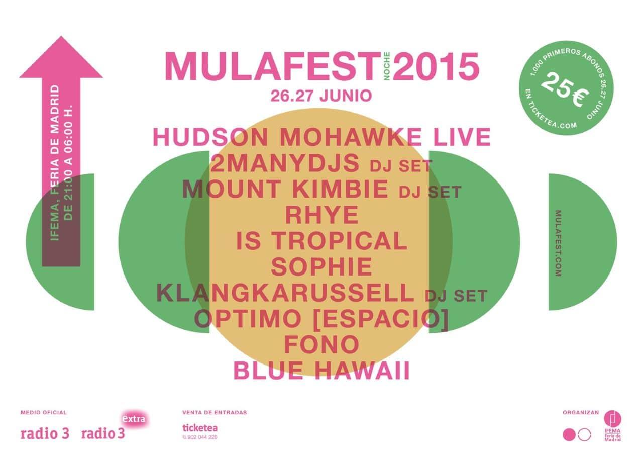 El Mulafest quiere convertirse en un referente en la capital (y lo va a conseguir)