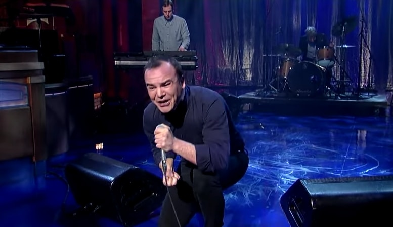 El triunfal regreso de Future Islands a Letterman