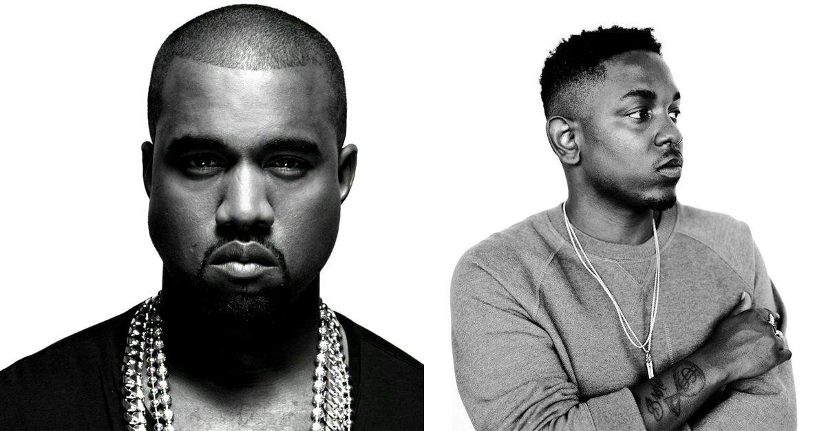 """Kanye West y Kendrick Lamar, juntos en la demo de """"All Day"""""""