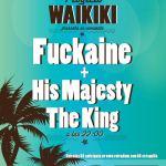 Proyecto Waikiki vuelve este viernes a Madrid