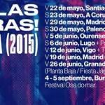 Disco Las Palmeras! reventarán Madrid este viernes
