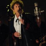 Bob Dylan y Bill Murray quisieron despedirse de Letterman