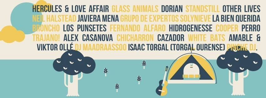 El Festival Do Norte 2015 completa su cartel
