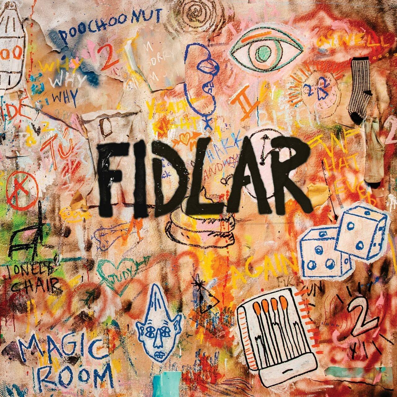 Ya en streaming el nuevo álbum de FIDLAR