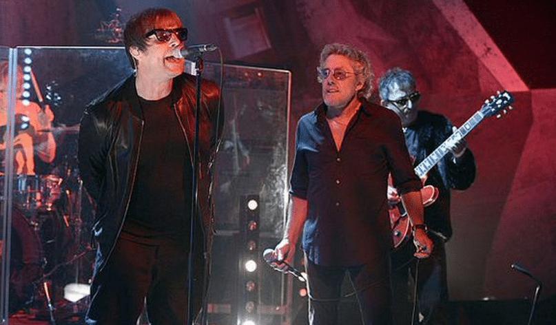 """Así versionaron """"My Generation"""" miembros de Oasis y Roger Daltrey"""