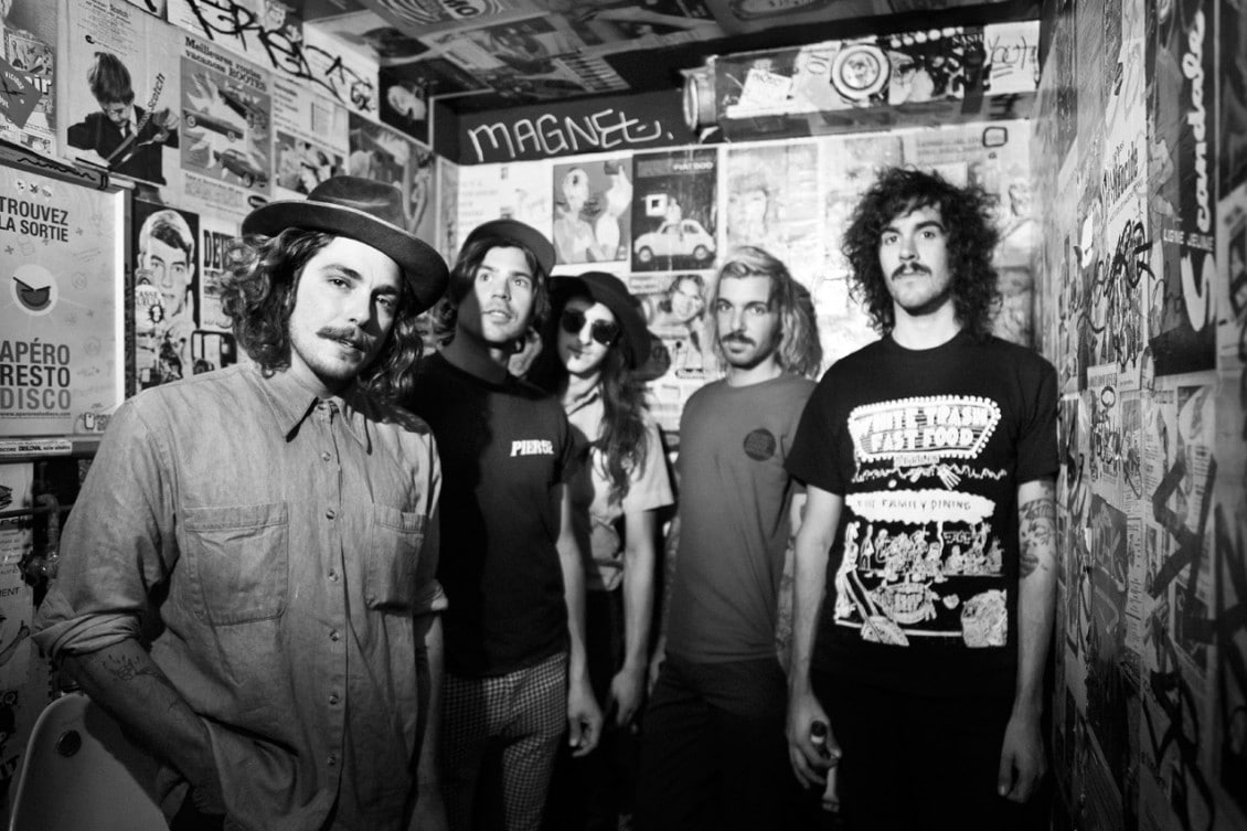 "The Growlers te someten a un ""Love Test"""