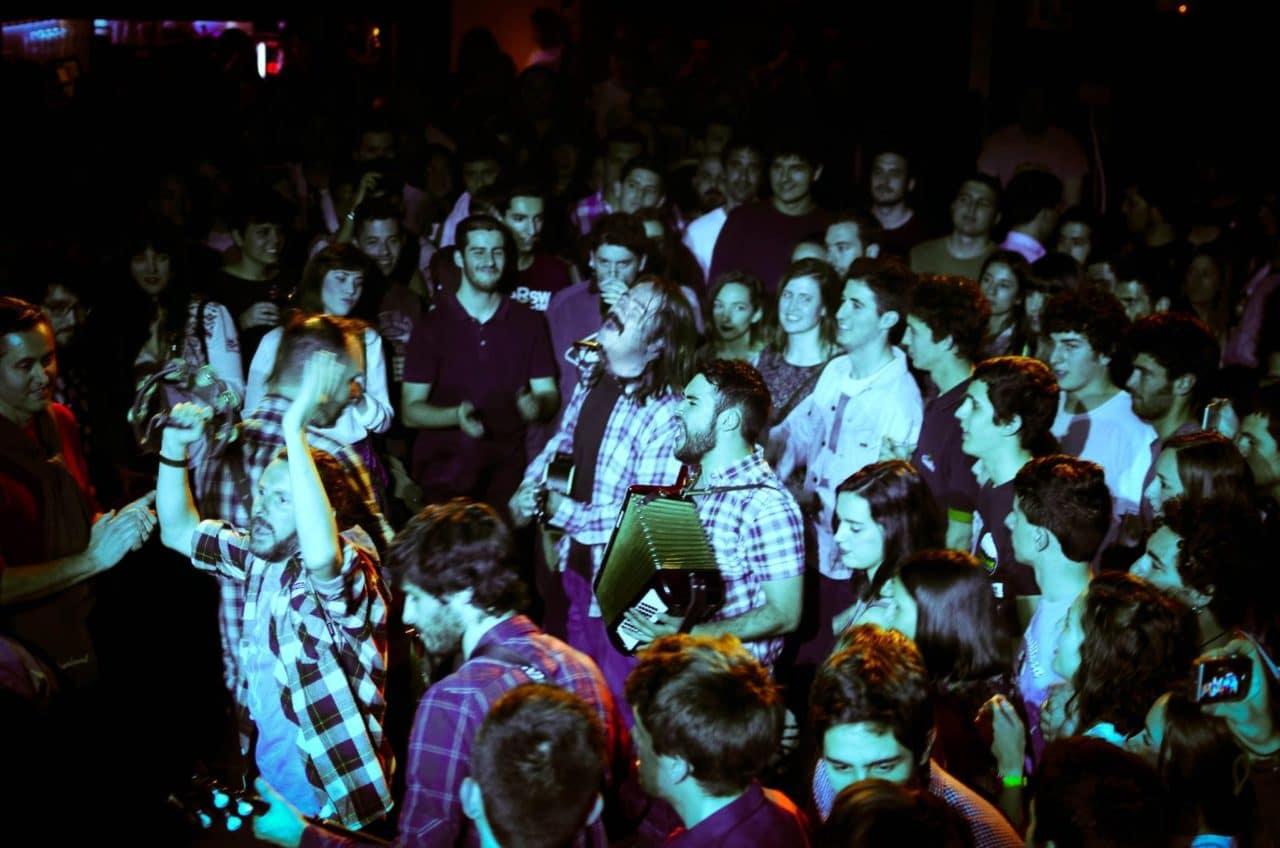 Crónica: Ukulele Clan Band, Independance (Madrid) 2015