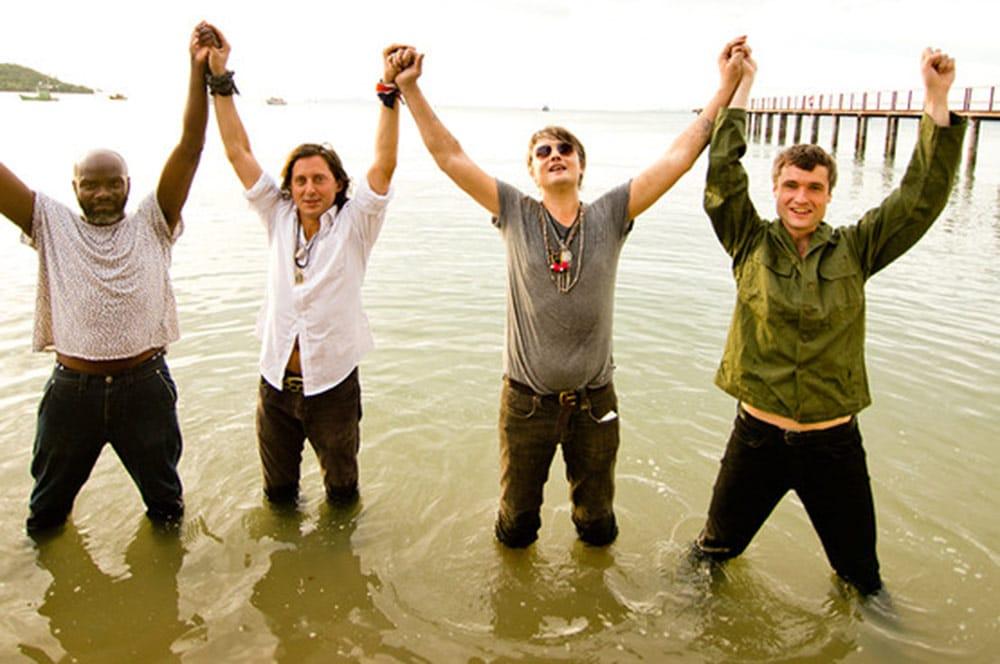The Libertines estrenan 2 temas a pocos días del lanzamiento de su nuevo álbum