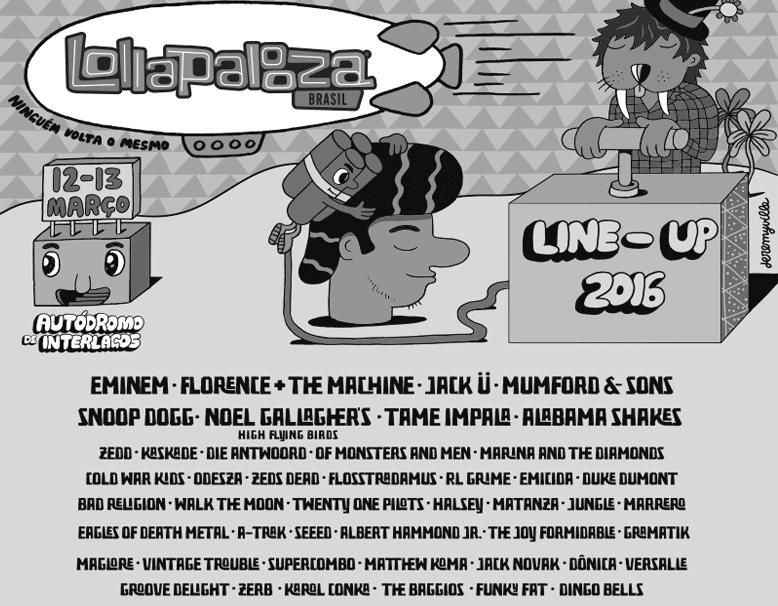 lollapalooza 2016 brasil