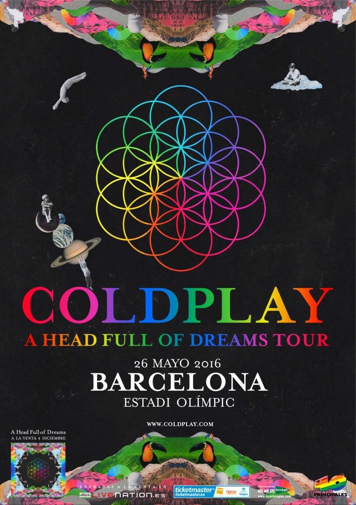 coldplay barcelona