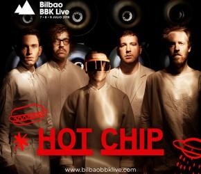 Hot Chip, nuevos confirmados del Bilbao BBK Live 2016