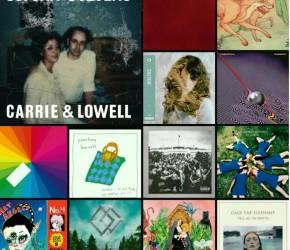 Los 10 mejores discos internacionales de 2015