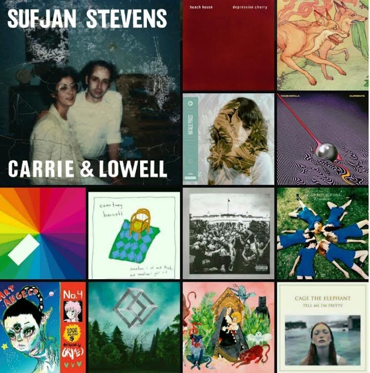 mejores discos internacionales 2015