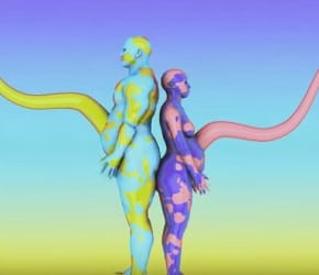 """Animal Collective convierten """"FloriDada"""" en el vídeo más colorido"""
