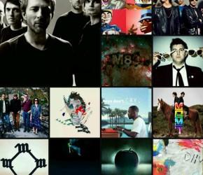 Los 20 discos internacionales más esperados de 2016