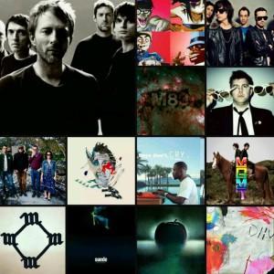 discos internacionales esperados 2016
