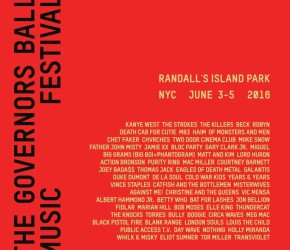 El cartel del Governors Ball descarta a estas bandas del Primavera Sound 2016