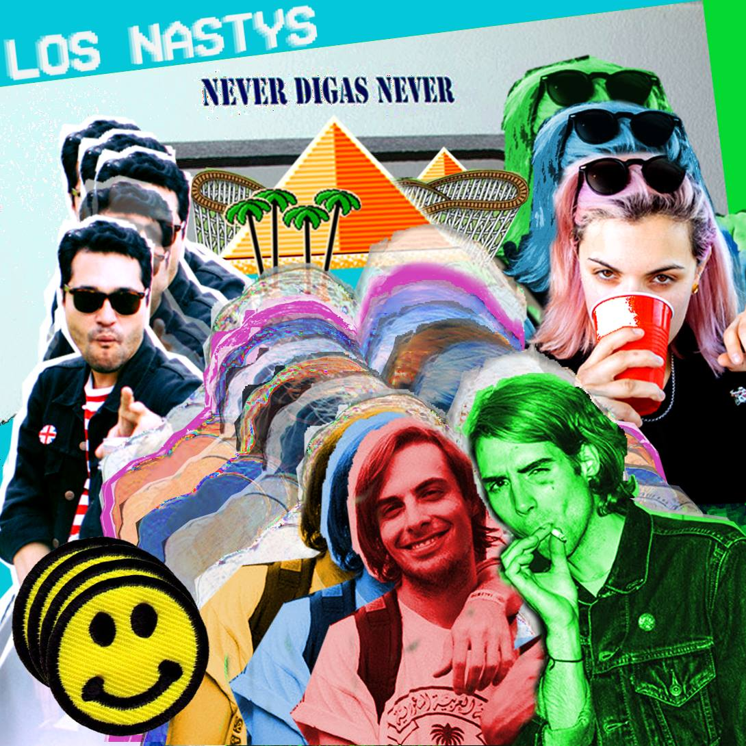 Los Nastys anuncian álbum debut y estrenan single