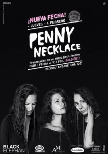 penny necklace 2016