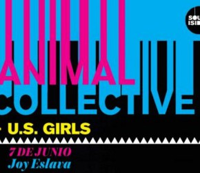 Animal Collective actuarán en Madrid el 7 de junio