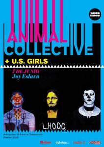 animal collective madrid 2016