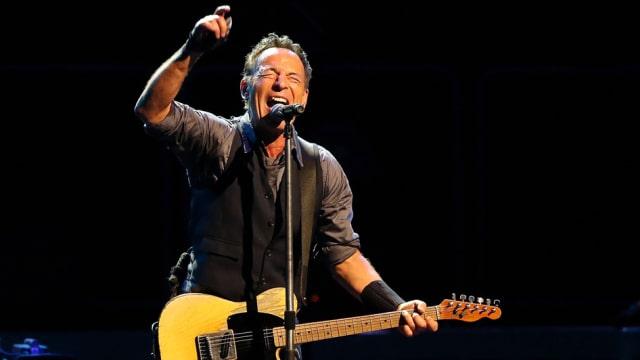 Bruce Springsteen y sus 3 conciertos en España en mayo de 2016