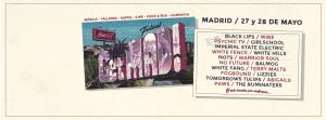 getmad festival madrid cartel