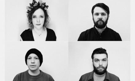 El supergrupo formado por miembros de Slowdive, Mogwai y Editors anuncia su álbum debut