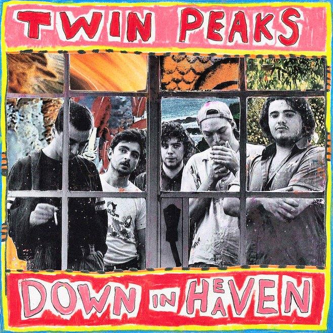Twin Peaks anuncian nuevo álbum y presentan single
