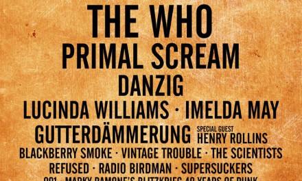 Así está hasta el momento el cartel del Azkena Rock Festival 2016