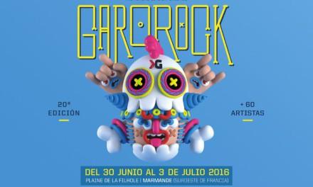 Garorock 2016, el festival francés que no te querrás perder