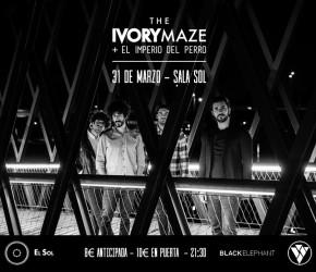 The Ivory Maze y El Imperio del Perro, juntos hoy en Madrid